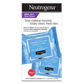 Make Up Remover Facial Wipes (125 CT), Ship from America