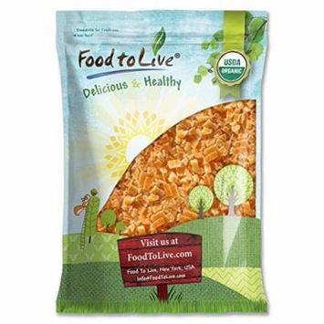 Food to Live Dried Diced Mango (Sweetened, Unsulfured, Bulk) (10 Pounds)