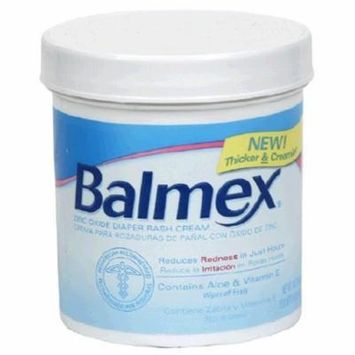 Balmex Diaper Rash Treatment Scented Ointment 16 oz. Jar