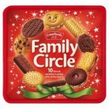 Crawford's Family Circle Tub 700g