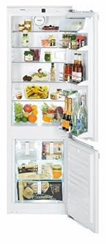 Liebherr HC1070 Premium Plus 9.3 Cu. Ft. Custom Panel Counter Depth Built-In Bottom Freezer Refrigerator - Energy Star - Right Hinge