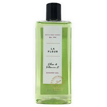 Bath & Body Works 8 Ounce Shower Gel La Fleur