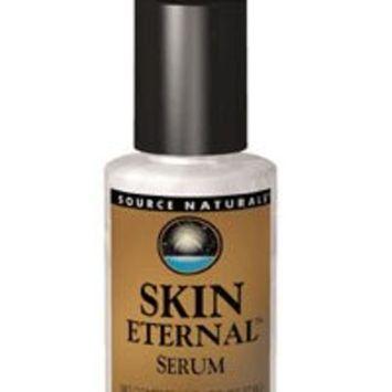 Source Naturals Skin Eternal Serum, Moisturizing Lotion Paraben-Free - 1.7 Ounces (Pack of 2)