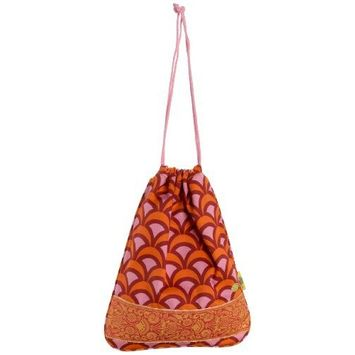 Amy Butler Ruby Shoe Bag