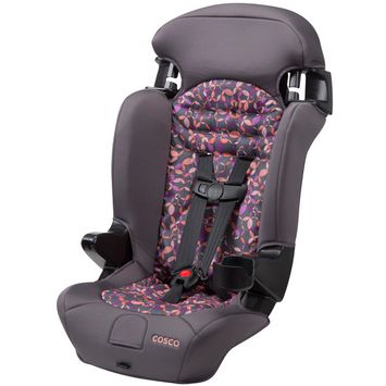 Cosco Finale 2-in-1 Harness High Back Booster Car Seat, Overlay