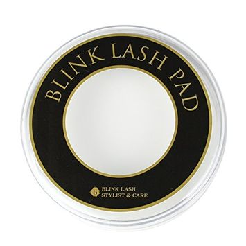 Eyelash Extension Blink White Thick Silicone Lash Pad to Make Loose Lashes Stand