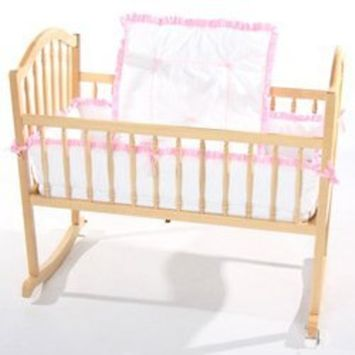 Lucy Cradle Bedding - Size: 15 x 33
