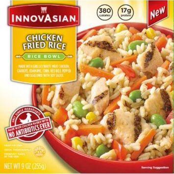 InnovAsian Cuisine Chicken Fried Rice Bowl, 9 oz