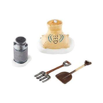 Enesco Llc -dept 56 Mistletoe Farm Tools