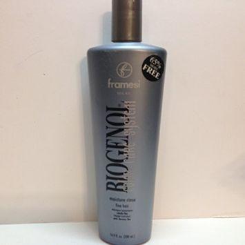 By Framesi Biogenol Moisture Rinse for Fine Hair 16.9 oz 500ml
