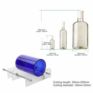 Professional Long Glass Bottles Cutter Machine Cutting Tool For Wine BottleOn Sale