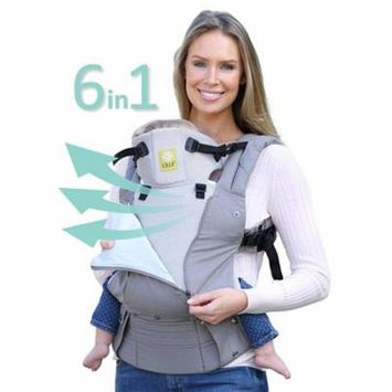 six-position, 360 ergonomic baby & child carrier by lillebaby - the complete all seasons (stone)