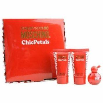 Moschino Cheap & Chic, ChicPetals 3 piece set 1 ea