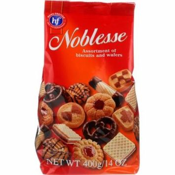 Hans Freitag Noblesse Cookies, 14 Oz (Pack Of 10)
