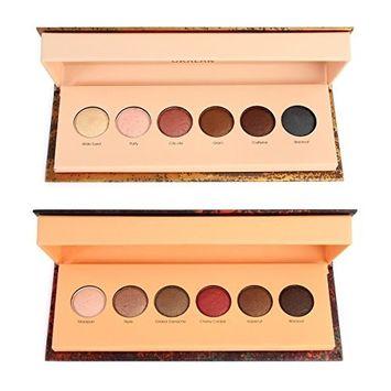 Okalan Gel Bounce Eyeshadow Palette - Bundle of 2