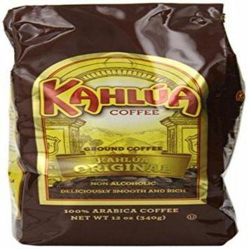 Kahlua Gourmet Ground Coffee, Original, 12 Ounce