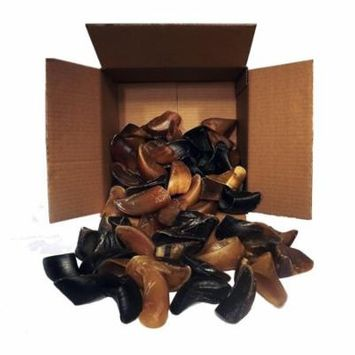 Smoked Cow Hooves | 100 Pack | 100% Natural Dog Dental Treats | Beef Hoof From 123 Treats