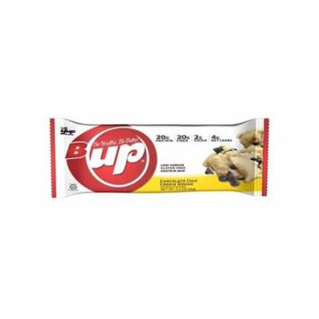 Yup Brands B-UP Bars, Chocolate Chip Cookie Dough, 12 bars, 2.2oz each