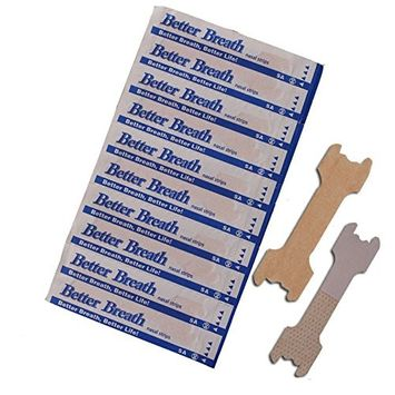 Venicare 315 Strips Nasal Strips (Large / Tan) Better Breath / Reduce Snoring Right Now