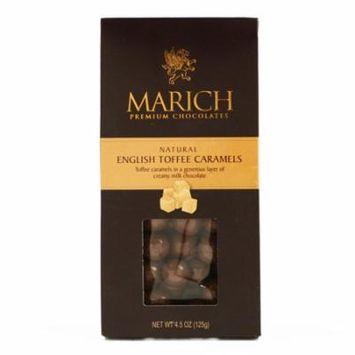 Marich English Toffee Caramels