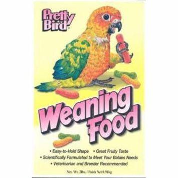 Pretty Bird International PB78316 Weaning Food, 5 lb