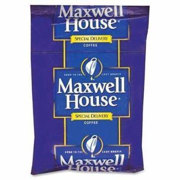 KRFGEN862400 - Maxwell House Circular Filter Packs Coffee