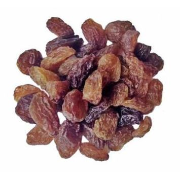 Indus Organic Turkish Sultana Raisins, 5 Lb, Sulfite Free, No Added Sugar, Freshly Packed, Premium Grade…