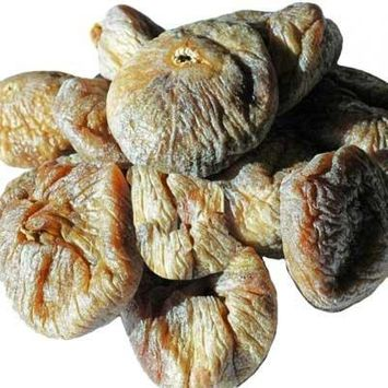 Indus Organics Jumbo Turkish Dried Figs, 1 Lb (Case Pack of 12), Sulfite Free, No Added Sugar, Premium Grade, Freshly Packed