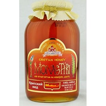 Dinas Greek Monastiri Wilflower and Thyme Honey 32 Oz