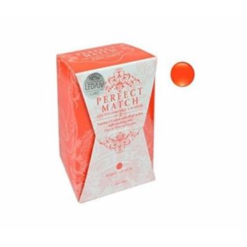 LECHAT Perfect Match Gel Polish + Matching Lacquer - (#46 SPOT LIGHT) + Buy 5 any Colors get FREE 1 WonderGel Top Coat