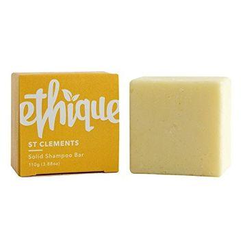 Ethique Eco-Friendly Solid Shampoo Bar, St Clements 3.88 oz [St Clements]