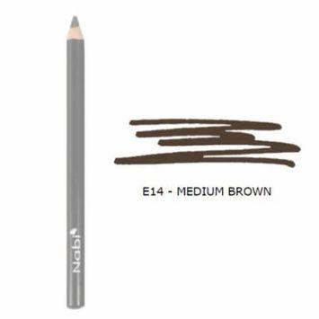 (3 Pack) Nabi Cosmetics Eye Pencil Medium Brown