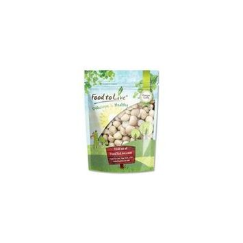 Macadamia Nuts, 8 Ounces - Raw, Unsalted, Kosher, Vegan, Bulk - by Food to Live