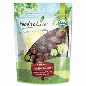 Food To Live ® Organic Medjool Dates (5 Pounds)
