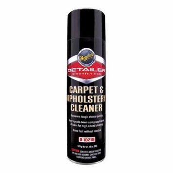 MEGUIAR'S CARPET & UPHOLSTERY CLEANER