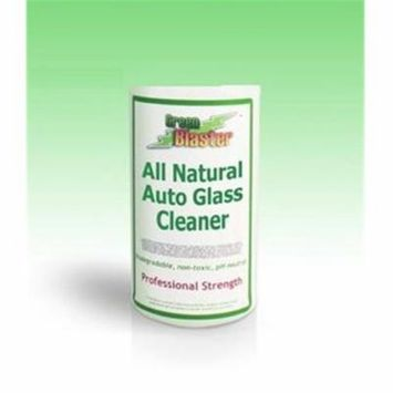 Green Blaster Products GBAUGC1G All Natural Auto Glass Cleaner 1 Gallon Refill