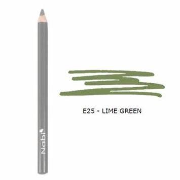 (6 Pack) Nabi Cosmetics Eye Pencil Lime Green