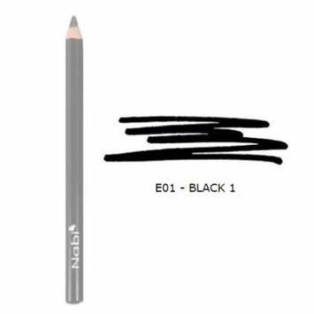 (3 Pack) Nabi Cosmetics Eye Pencil Black 1