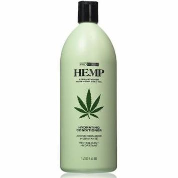 Hemp Hydrating Conditioner 33.80 oz (Pack of 2)
