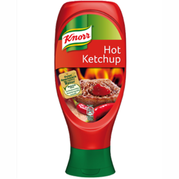 Hot Tomato Ketchup, (Knorr) 430ml