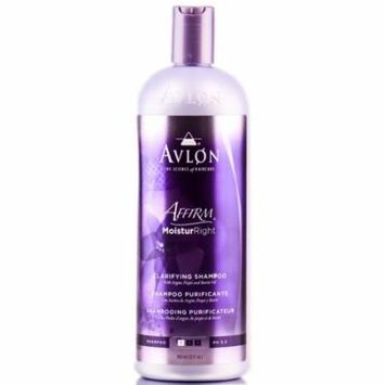 Avlon Affirm Moistur Right Clarifying Shampoo (Size : 32 oz)