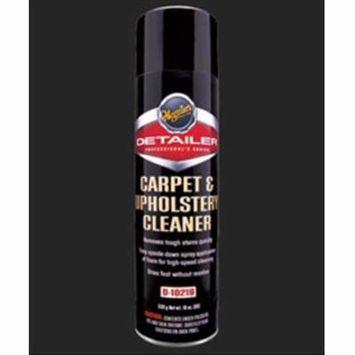 Detailer Carpet and Upholstery Cleaner, 19 oz. Meguiar's D10219 MGL