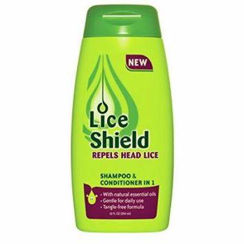 Lice Shield Shampoo and Conditioner 10oz Each