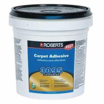 Carpet Adhesive,1 gal,Beige ROBERTS 3095-1