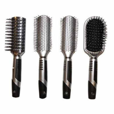 Viva Icicles Professional 4-piece Hair Brush Set