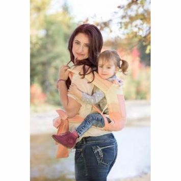 CM004A-38-0 Mei Tai FIT ROSALEE Baby carrier