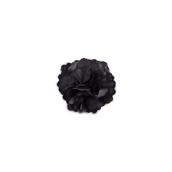 Expo Peony Fabric Flower Brooch and Hair Clip
