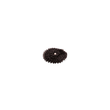 Expo Georgia Ruffle Brooch Pin Hair Clip
