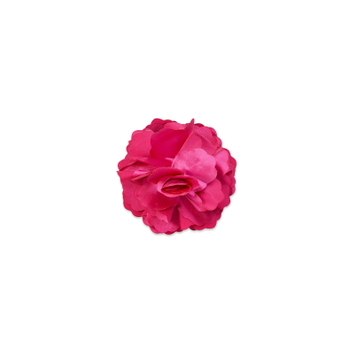 Expo Tami Silky Fabric Flower Brooch Pin Hair Clip