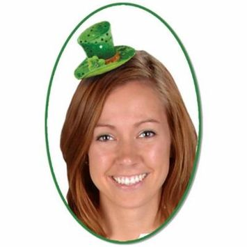 St. Patricks Day Party Leprechaun Hat Hair Clip (Qty of 12)